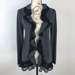 Urban Outfitters/Kimchi Blue ~ Gray Cardigan